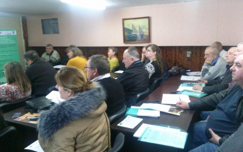 Семинар посвященный развитию экологического сельского хозяйства в Рыбницком и Каменском районе