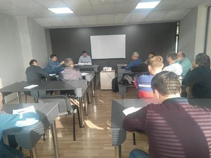Заседание членов Ассоциации производителей лаванды