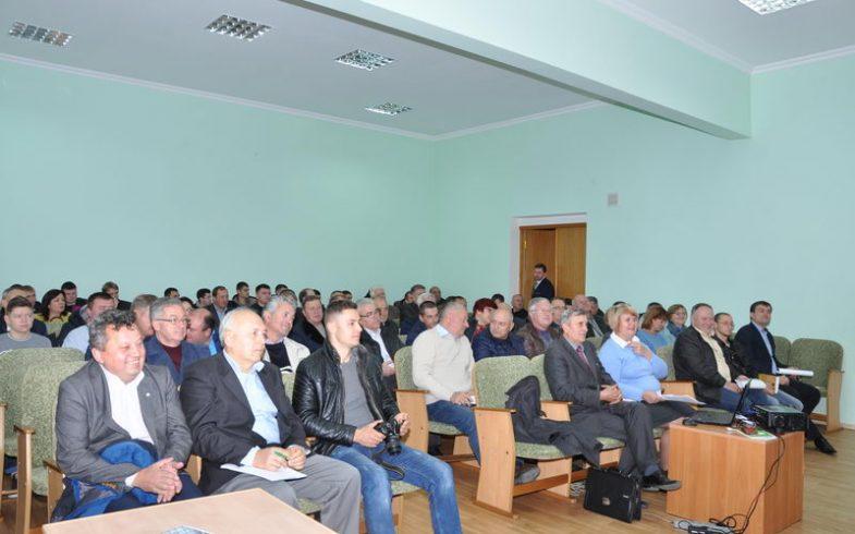 Консервативное земледелие в Приднестровье