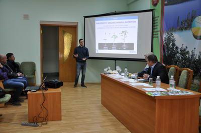 О применении удобрений и биогумуса в производстве плодоовощной продукции